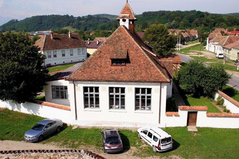 adelaparvu.com despre Casa de oaspeti Cincsor, Foto Irina Ciungu-Suteu