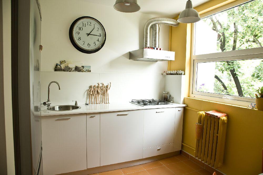 adelaparvu.com despre amenajare apartament de 2 camere Bucuresti, designer Constantin Alupoaei, Foto IzziDesign, Dan Vezentan (11)