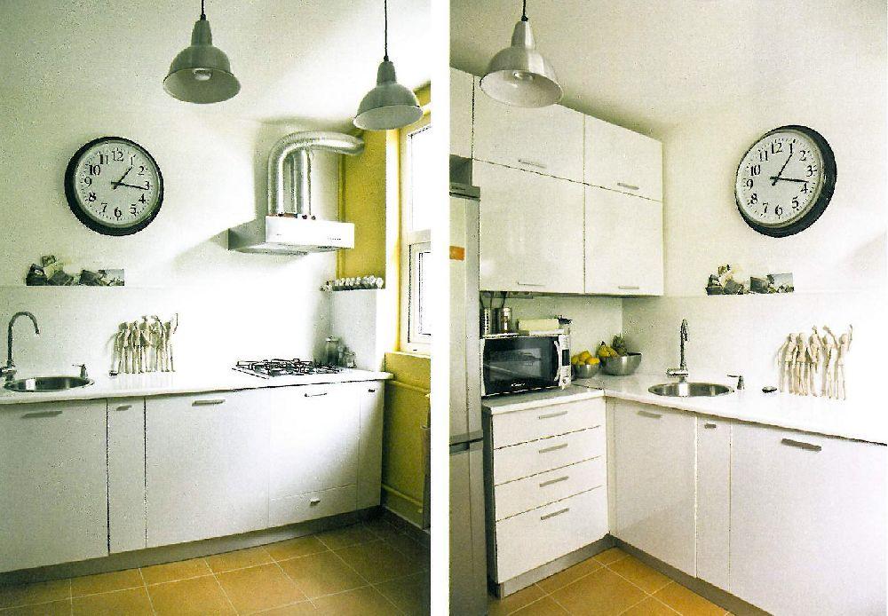 adelaparvu.com despre amenajare apartament de 2 camere Bucuresti, designer Constantin Alupoaei, Foto IzziDesign, Dan Vezentan (14)