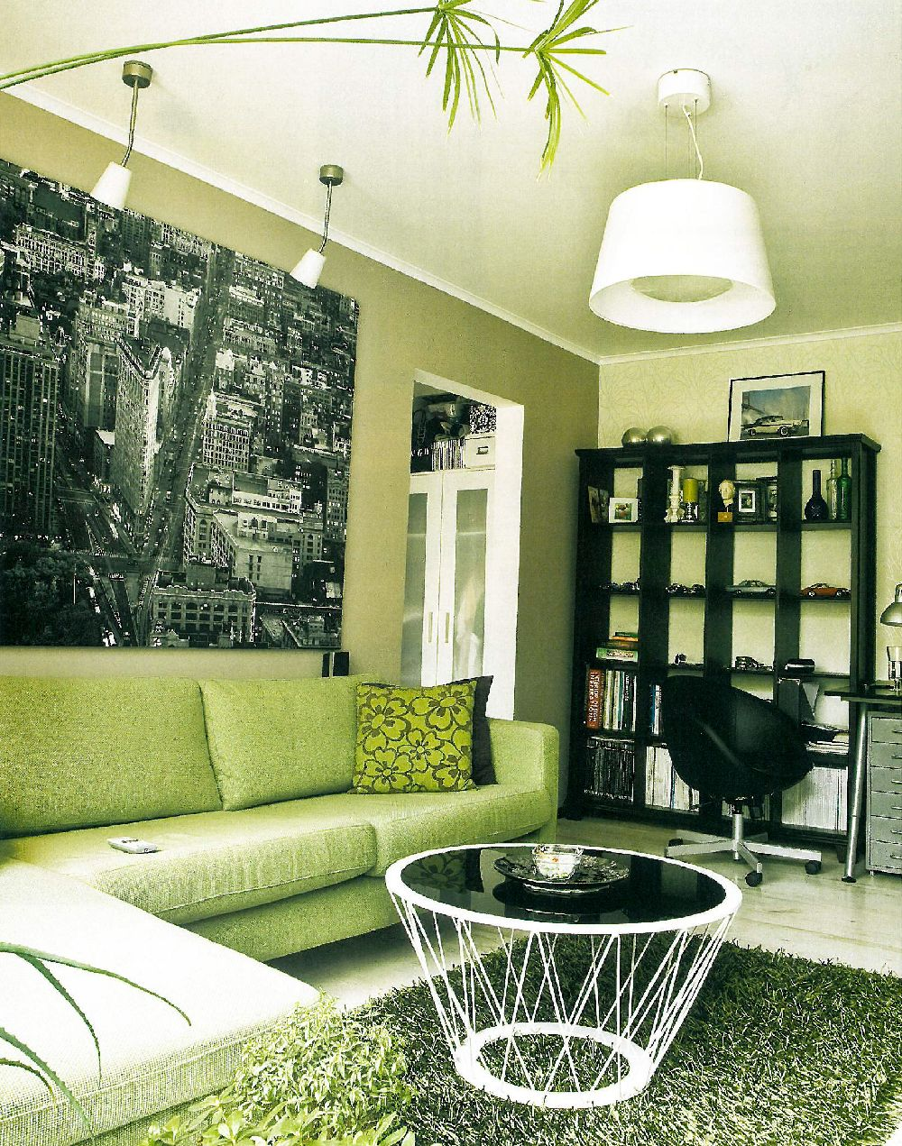 adelaparvu.com despre amenajare apartament de 2 camere Bucuresti, designer Constantin Alupoaei, Foto IzziDesign, Dan Vezentan (15)