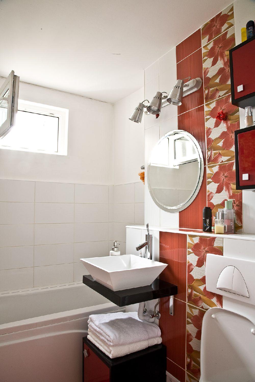 adelaparvu.com despre amenajare apartament de 2 camere Bucuresti, designer Constantin Alupoaei, Foto IzziDesign, Dan Vezentan (6)