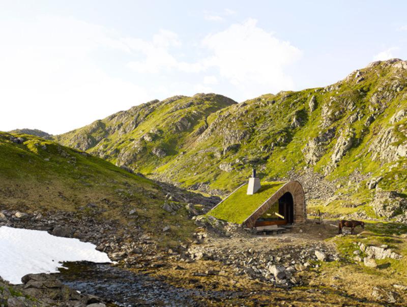 adelaparvu.com despre cabana 35 mp in Etne, Hordaland, Norvegia  arhitectura Snohetta (11)