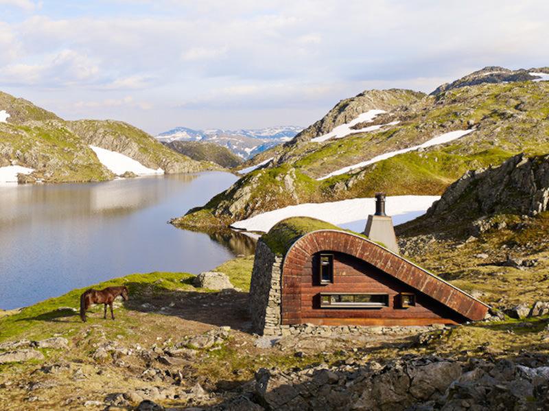 adelaparvu.com despre cabana 35 mp in Etne, Hordaland, Norvegia  arhitectura Snohetta (12)