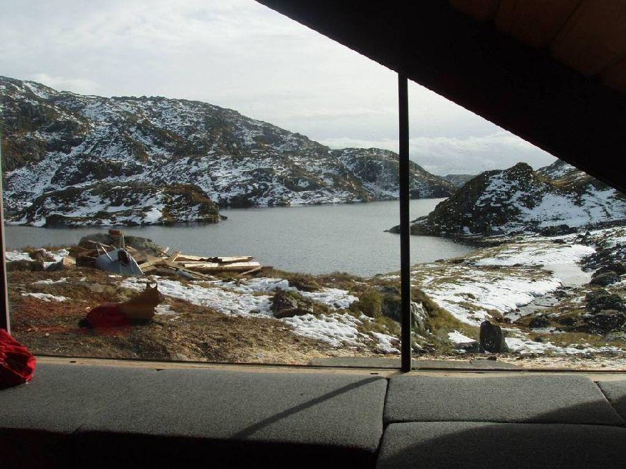 adelaparvu.com despre cabana 35 mp in Etne, Hordaland, Norvegia  arhitectura Snohetta (14)