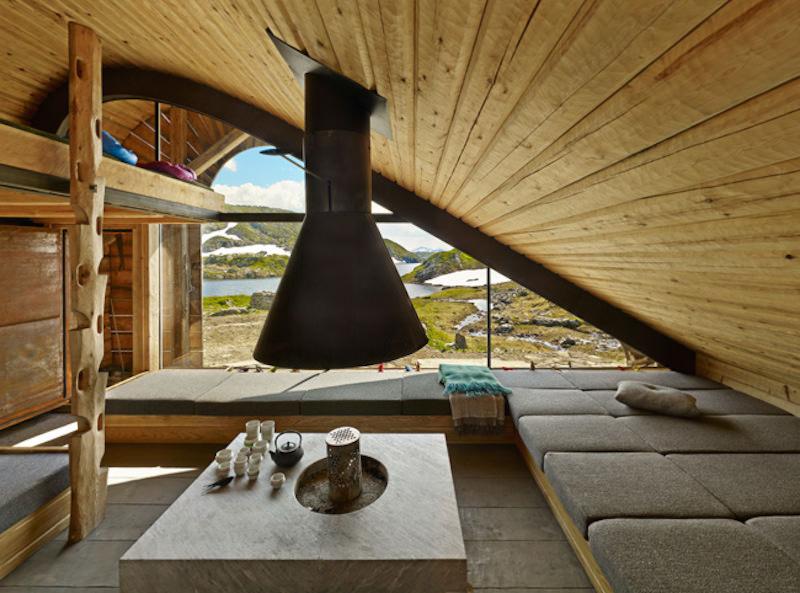 adelaparvu.com despre cabana 35 mp in Etne, Hordaland, Norvegia  arhitectura Snohetta (3)