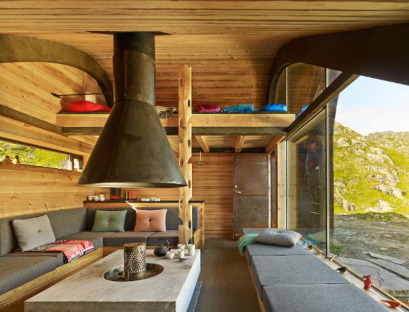 adelaparvu.com despre cabana 35 mp in Etne, Hordaland, Norvegia  arhitectura Snohetta (4)