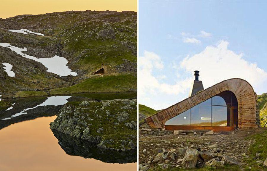 adelaparvu.com despre cabana 35 mp in Etne, Hordaland, Norvegia  arhitectura Snohetta (5)