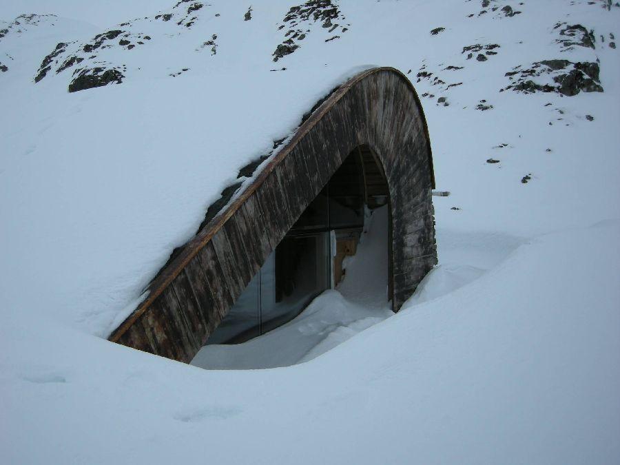adelaparvu.com despre cabana 35 mp in Etne, Hordaland, Norvegia  arhitectura Snohetta (9)