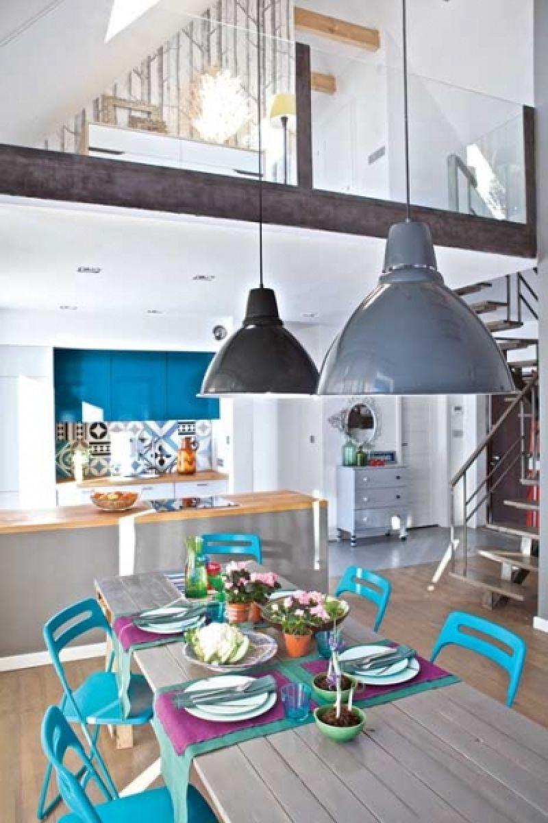 adelaparvu.com despre casa actuala cu aspect rustic la exterior, 130 mp, design interior chic2chic, Foto Michael Mrowiec (1)