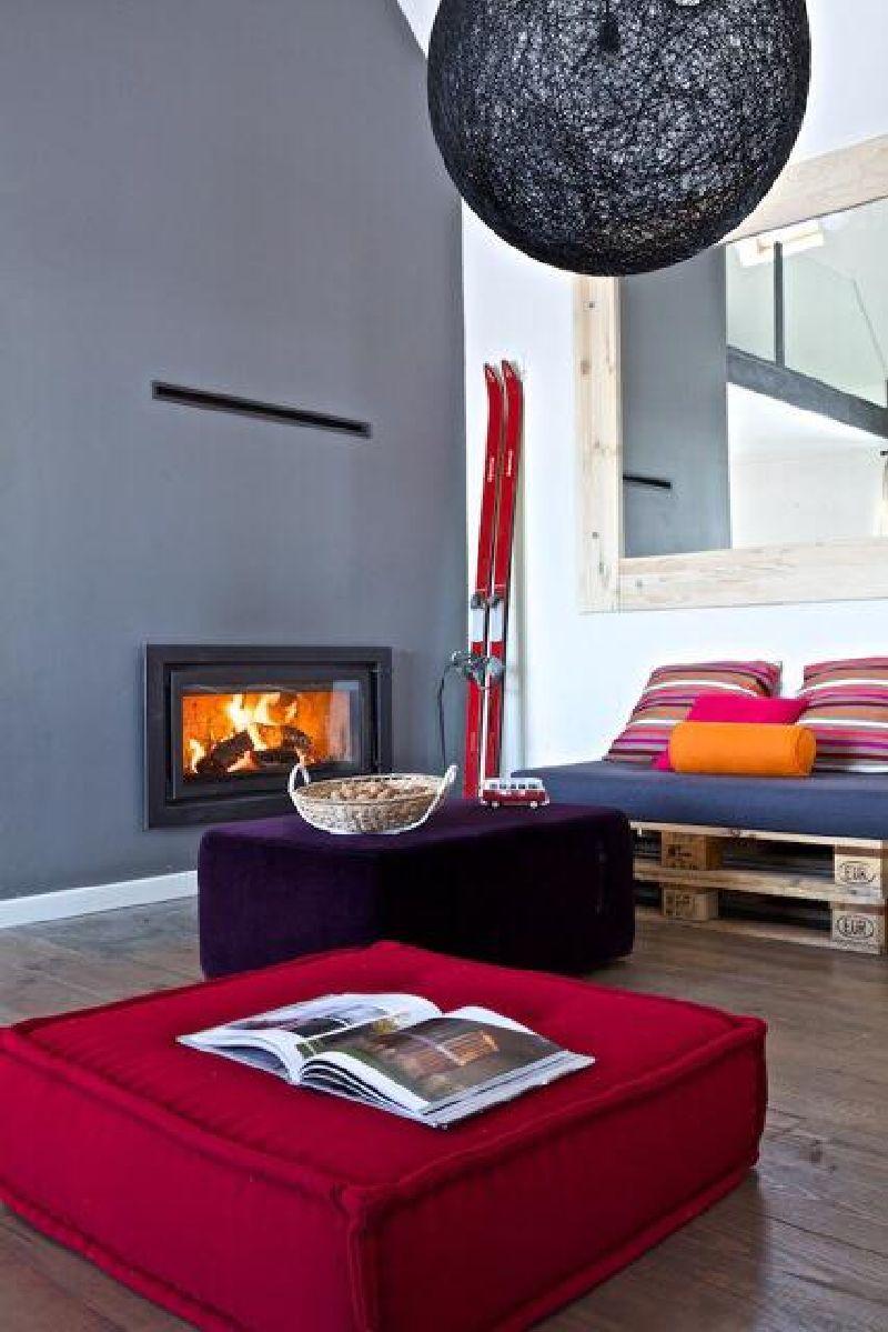 adelaparvu.com despre casa actuala cu aspect rustic la exterior, 130 mp, design interior chic2chic, Foto Michael Mrowiec (10)