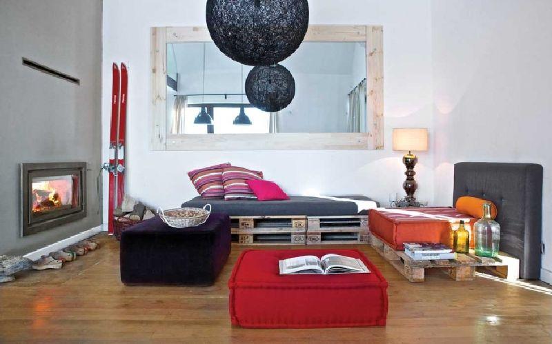 adelaparvu.com despre casa actuala cu aspect rustic la exterior, 130 mp, design interior chic2chic, Foto Michael Mrowiec (2)