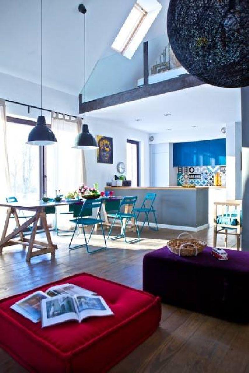 adelaparvu.com despre casa actuala cu aspect rustic la exterior, 130 mp, design interior chic2chic, Foto Michael Mrowiec (22)