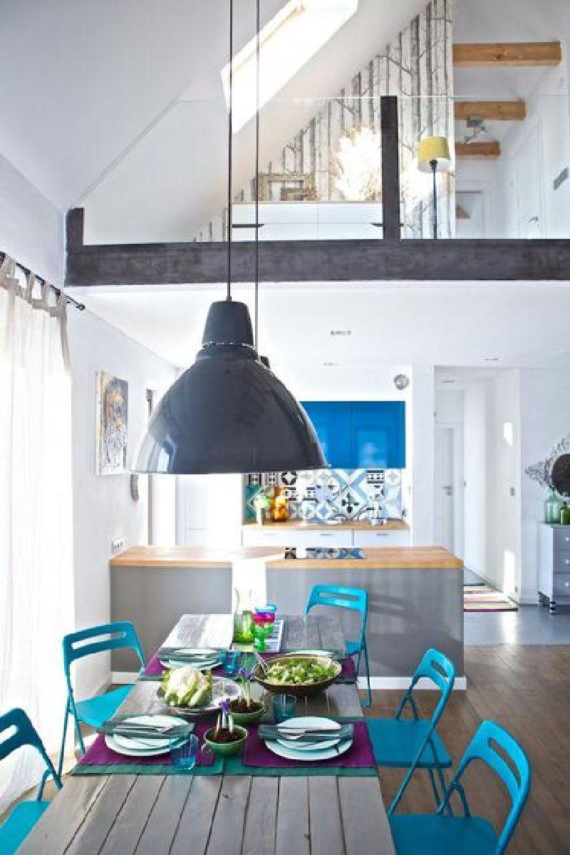 adelaparvu.com despre casa actuala cu aspect rustic la exterior, 130 mp, design interior chic2chic, Foto Michael Mrowiec (24)