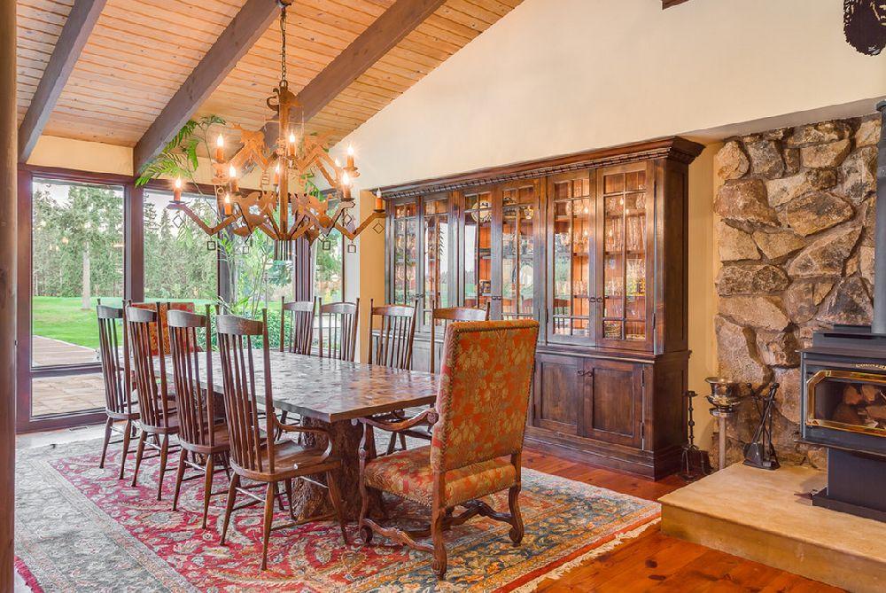 adelaparvu.com despre casa cu stiluri combinate rustic, calsic si modern, casa SUA Foto Realogics Sotheby's International Realty (5)