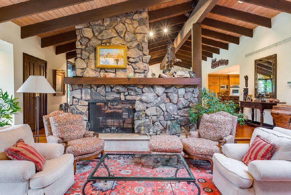 adelaparvu.com despre casa cu stiluri combinate rustic, calsic si modern, casa SUA Foto Realogics Sotheby's International Realty (7)