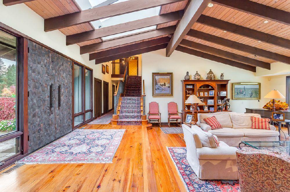 adelaparvu.com despre casa cu stiluri combinate rustic, calsic si modern, casa SUA Foto Realogics Sotheby's International Realty (8)