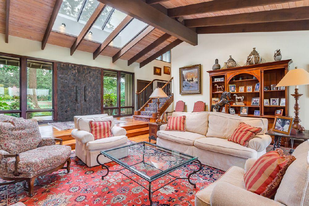 adelaparvu.com despre casa cu stiluri combinate rustic, calsic si modern, casa SUA Foto Realogics Sotheby's International Realty (9)