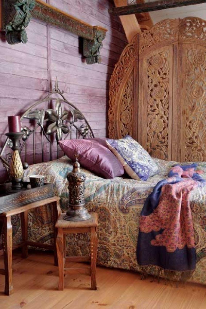 adelaparvu.com despre casa din lemn cu interior oriental, design interor Alice Kolodzie, Foto Marta Czynska, Weranda Country (11)