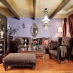 adelaparvu.com despre casa din lemn cu interior oriental, design interor Alice Kolodzie, Foto Marta Czynska, Weranda Country (8)