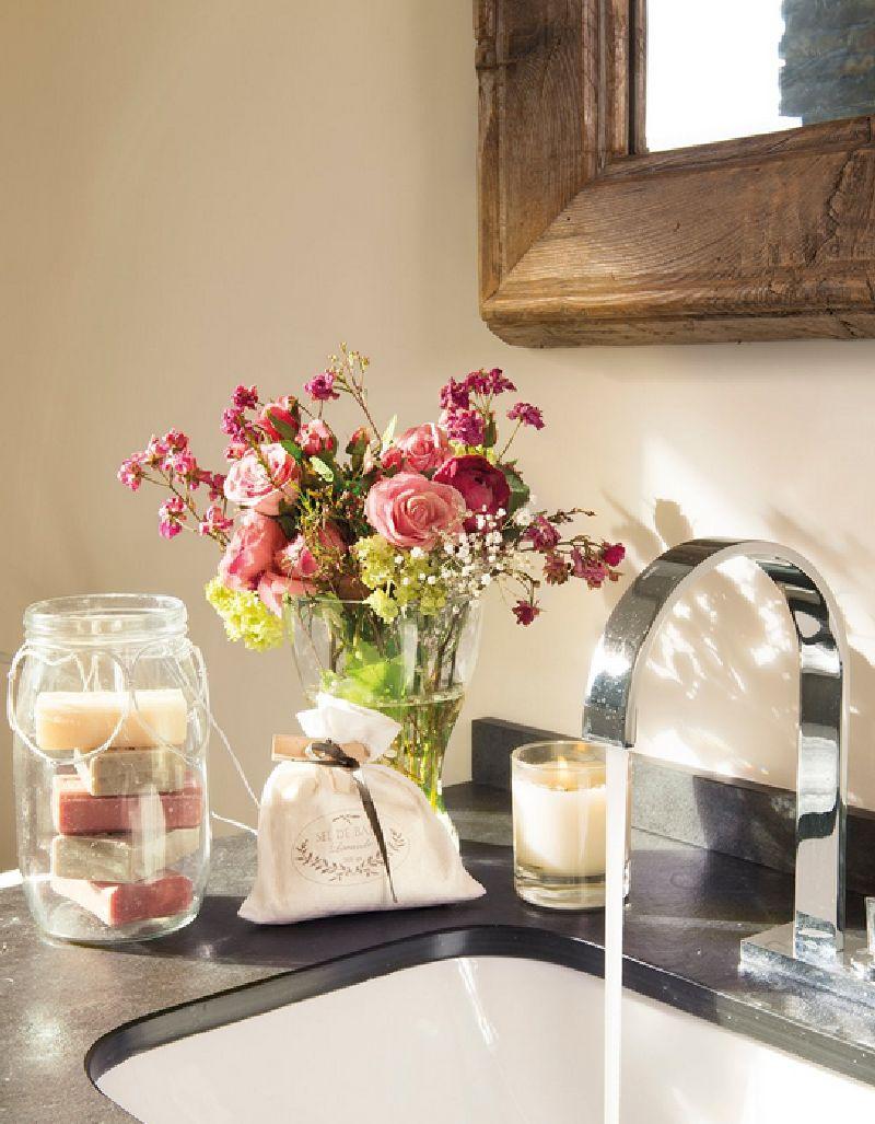 adelaparvu.com despre casa in Pirinei, casa Spania, decorator Patricia Pratmarsó, Foto ElMueble (12)