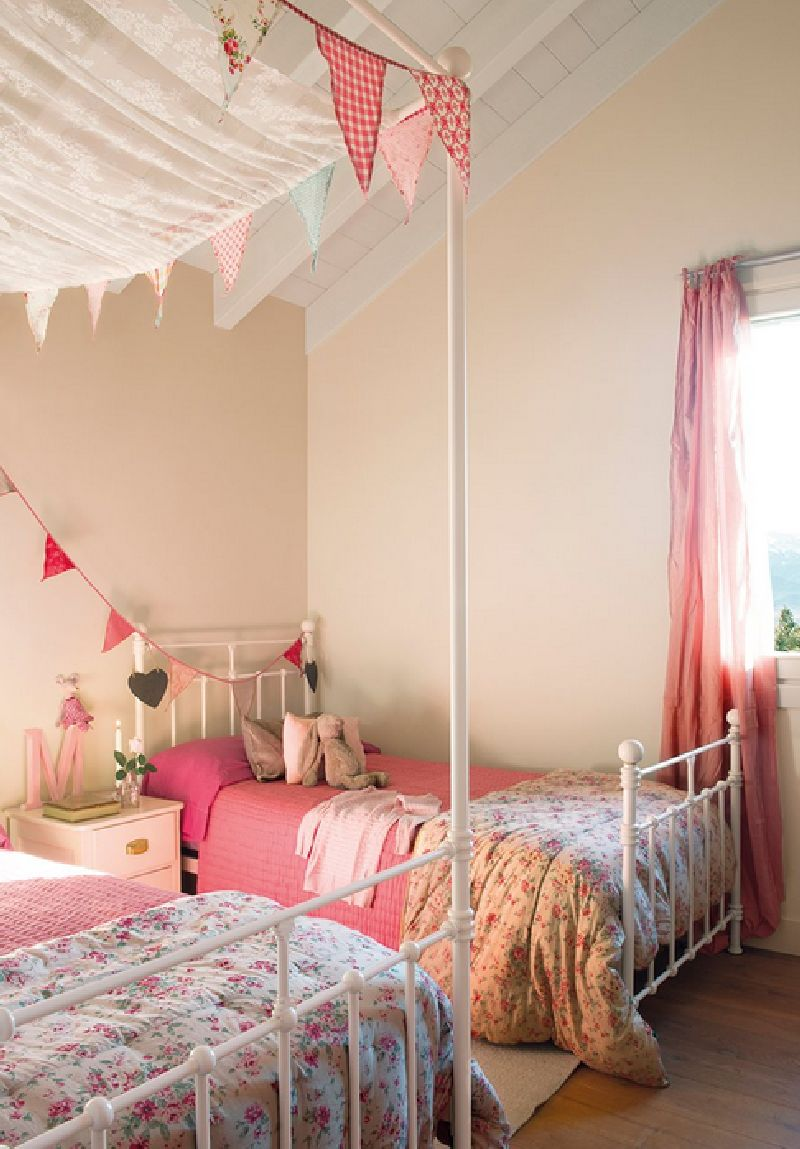 adelaparvu.com despre casa in Pirinei, casa Spania, decorator Patricia Pratmarsó, Foto ElMueble (9)
