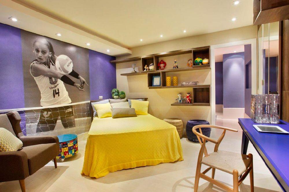 adelaparvu.com despre design interior, Designer Ana Lucia Danello si Vania Lucia Guerreiro, Foto Mais por menos Rio 2014