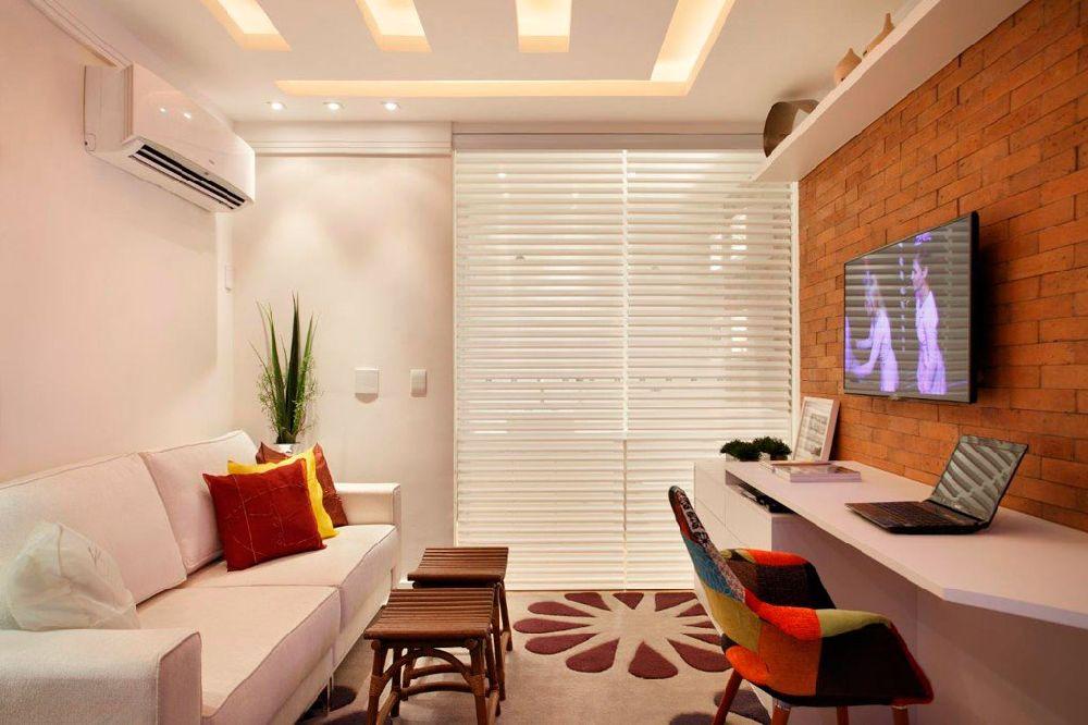 adelaparvu.com despre design interior, Designer Cyntia Sabat, Foto Mais por menos Rio 2014