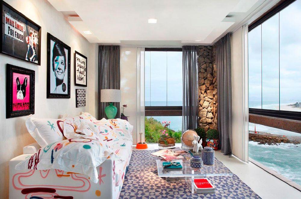 adelaparvu.com despre design interior, Designer Fernanda Dorta si Magda Alvarenga, Foto Mais por menos Rio 2014