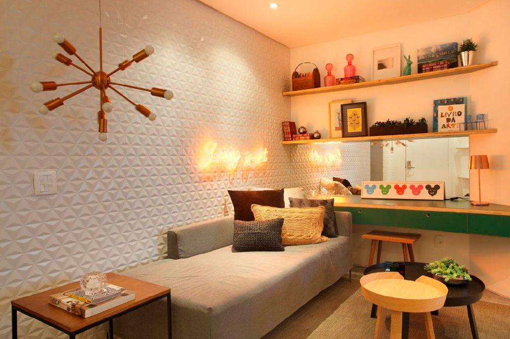 adelaparvu.com despre design interior, Designer Gabriela di Toma, Foto Mais por menos Rio 2014