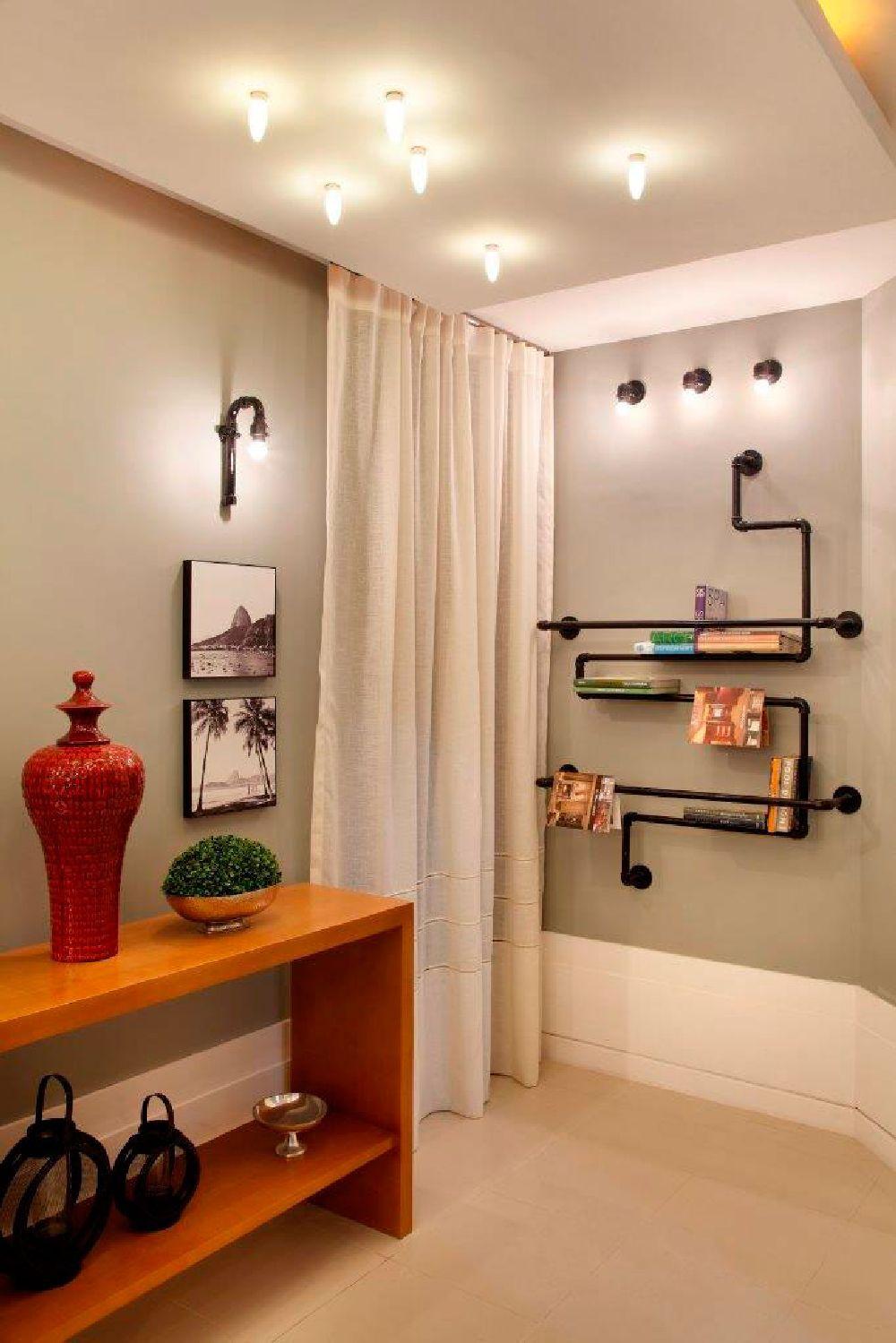 adelaparvu.com despre design interior, Designer Paula Muller, Foto Mais por menos Rio 2014