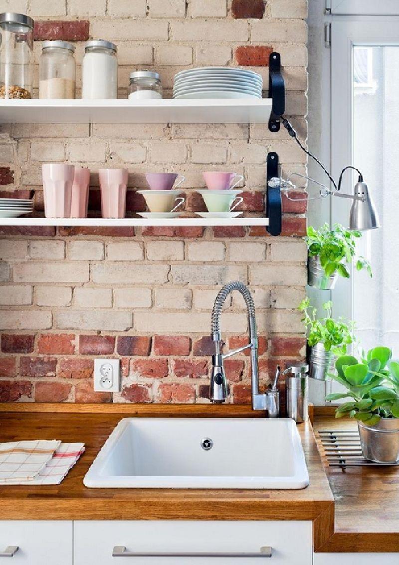 adelaparvu.com despre locuinta cu bucatarie pe hol, 80 mp, arhitect Dorota Janusiewicz, Foto Marcin Czechowicz (11)