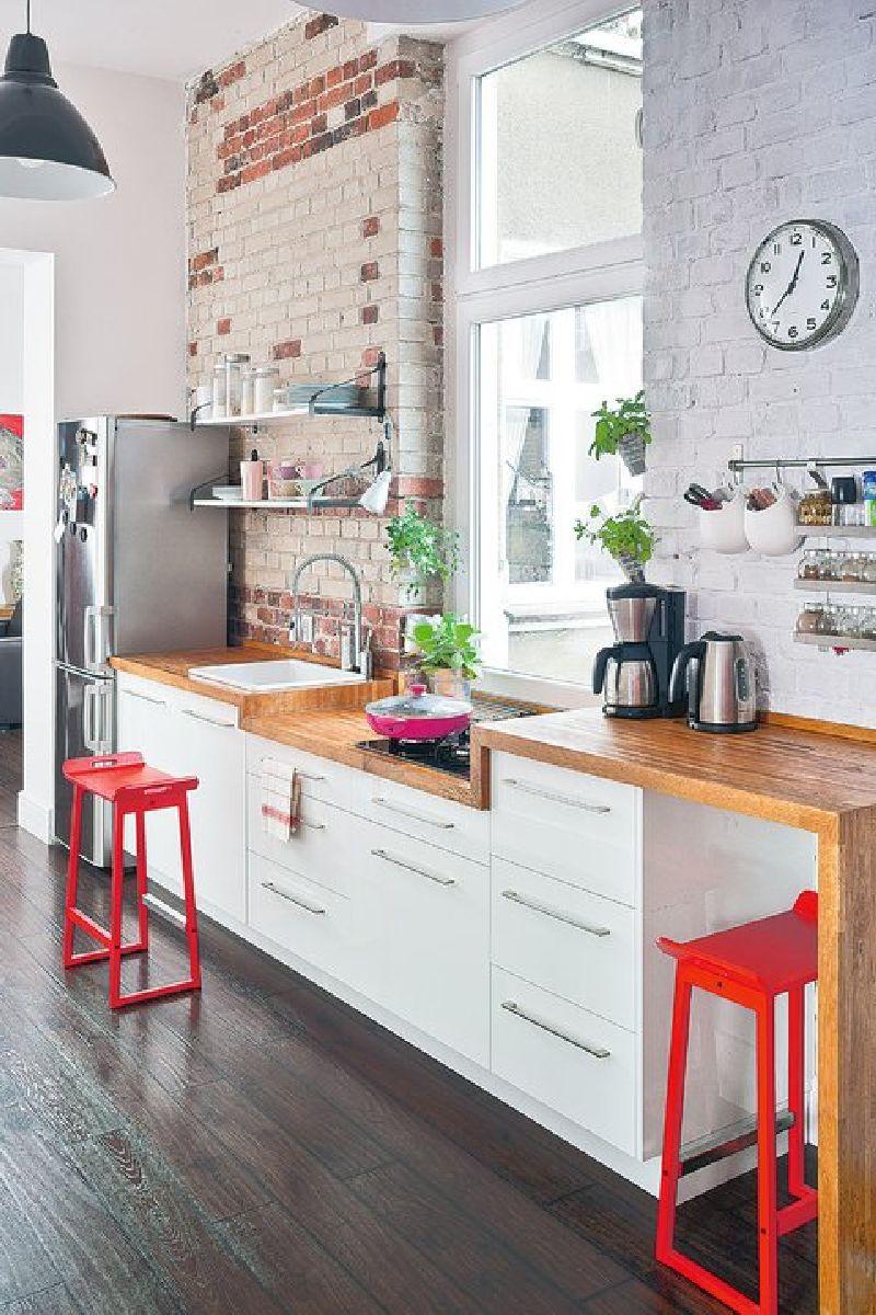 adelaparvu.com despre locuinta cu bucatarie pe hol, 80 mp, arhitect Dorota Janusiewicz, Foto Marcin Czechowicz (5)