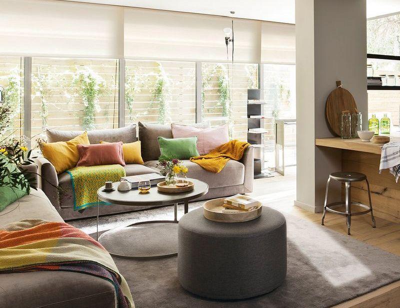 adelaparvu.com despre locuinta de bloc 53 mp, design interior Emma Masana, arhitect Antonio Cortines, Foto ElMueble (19)