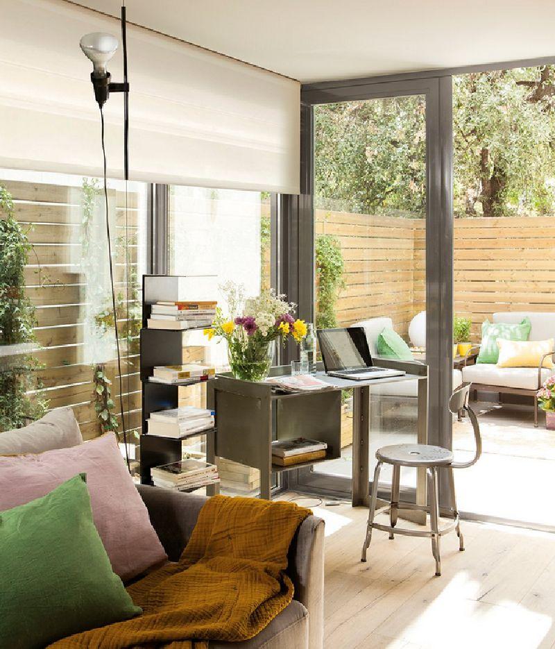 adelaparvu.com despre locuinta de bloc 53 mp, design interior Emma Masana, arhitect Antonio Cortines, Foto ElMueble (2)