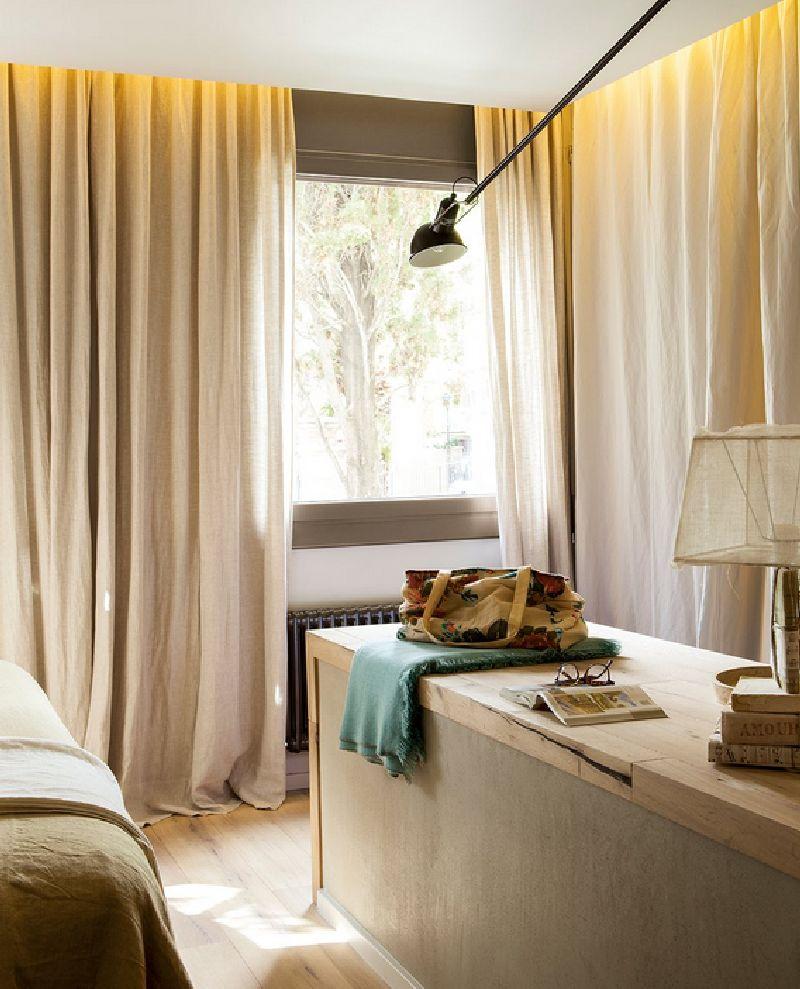 adelaparvu.com despre locuinta de bloc 53 mp, design interior Emma Masana, arhitect Antonio Cortines, Foto ElMueble (8)