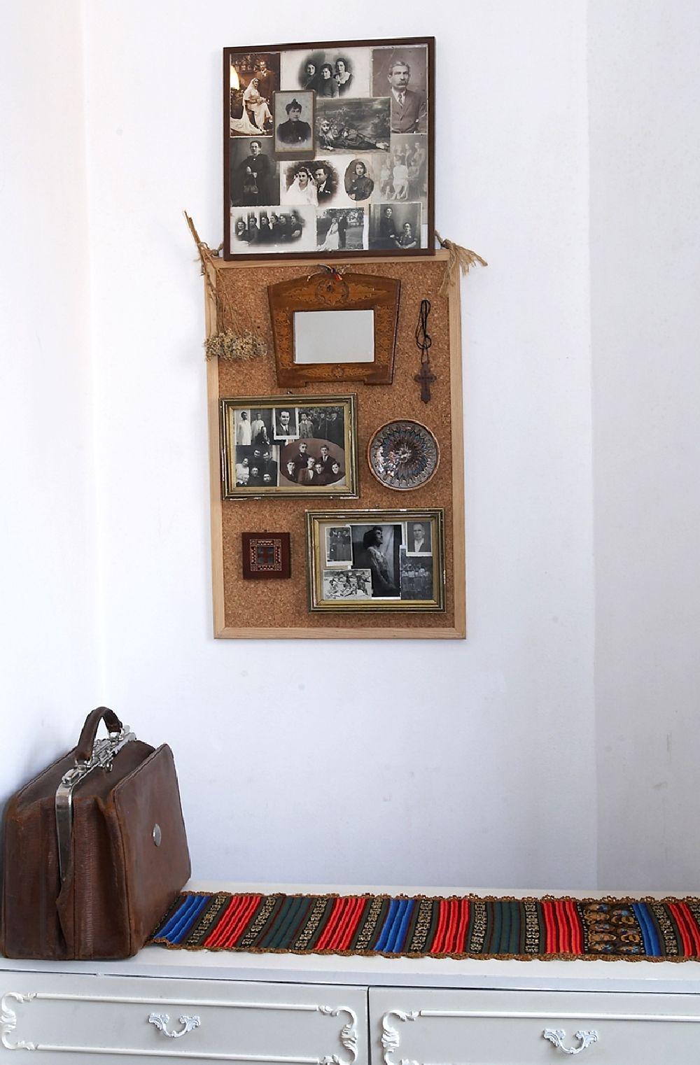 adelaparvu.com despre Anca Ciuciulin si casa ei cu decor traditional romanesc (12)