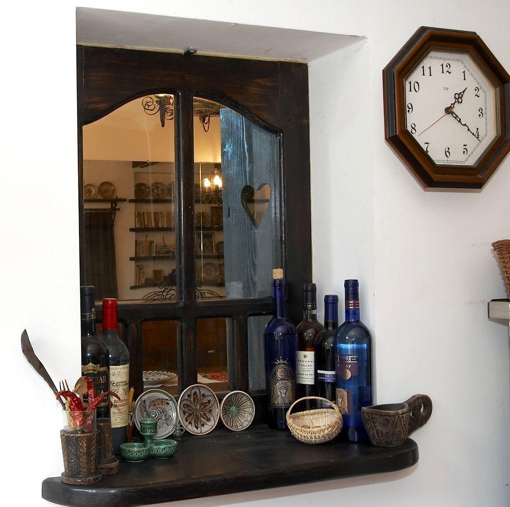 adelaparvu.com despre Anca Ciuciulin si casa ei cu decor traditional romanesc (19)