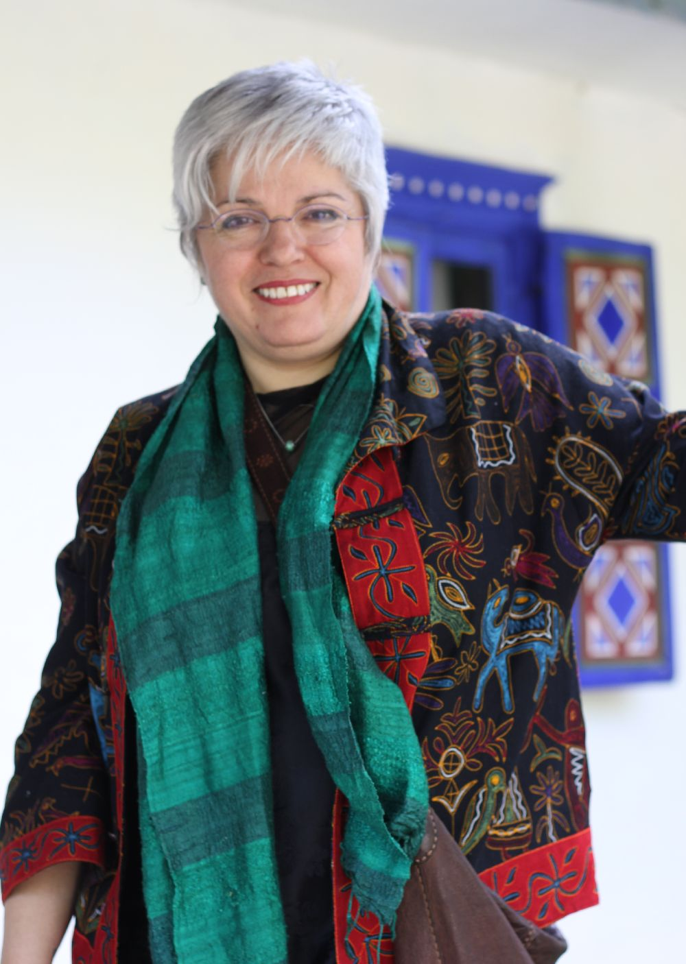 adelaparvu.com despre Anca Ciuciulin si casa ei cu decor traditional romanesc (28)