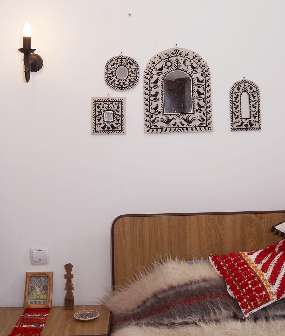 adelaparvu.com despre Anca Ciuciulin si casa ei cu decor traditional romanesc (5)