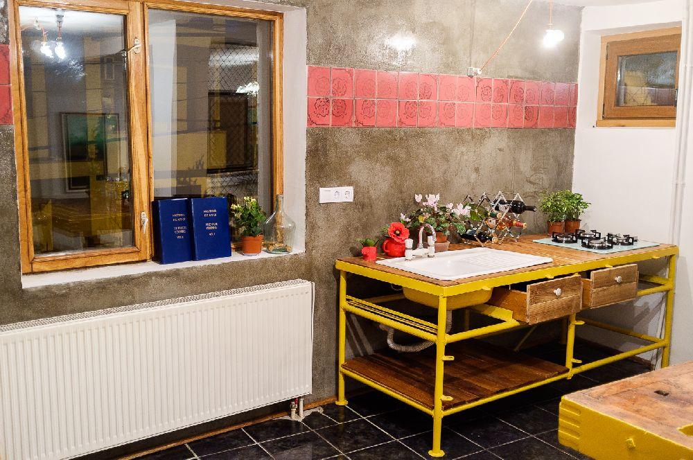 adelaparvu.com despre Apartment Art Cluj, design interior Doru Tonea, Foto Alex Lates (12)