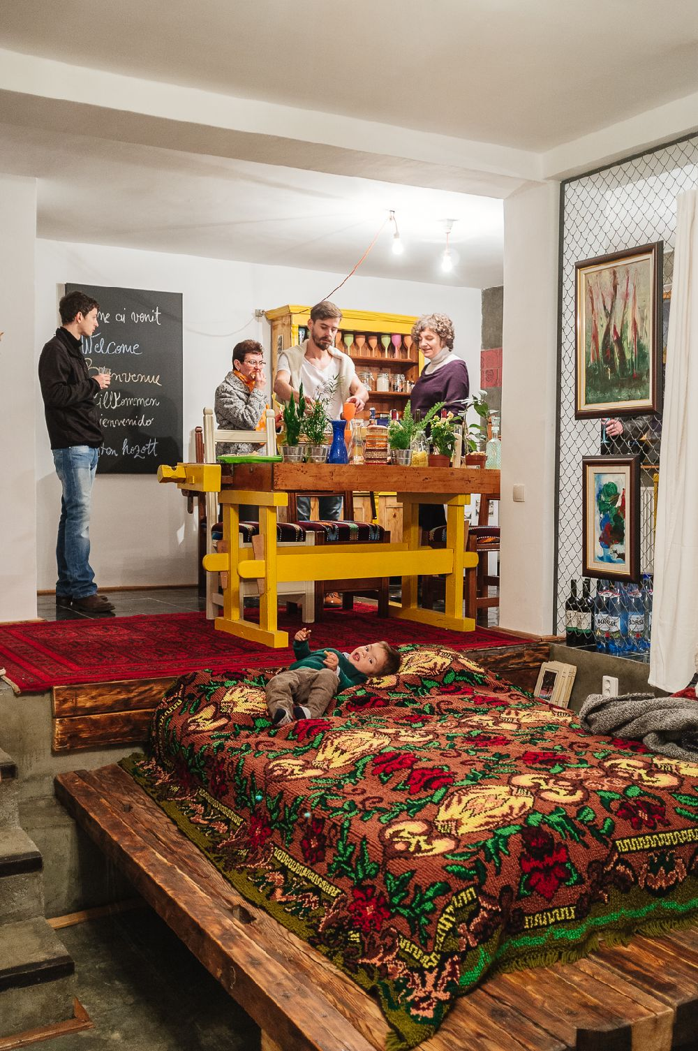 adelaparvu.com despre Apartment Art Cluj, design interior Doru Tonea, Foto Alex Lates (24)