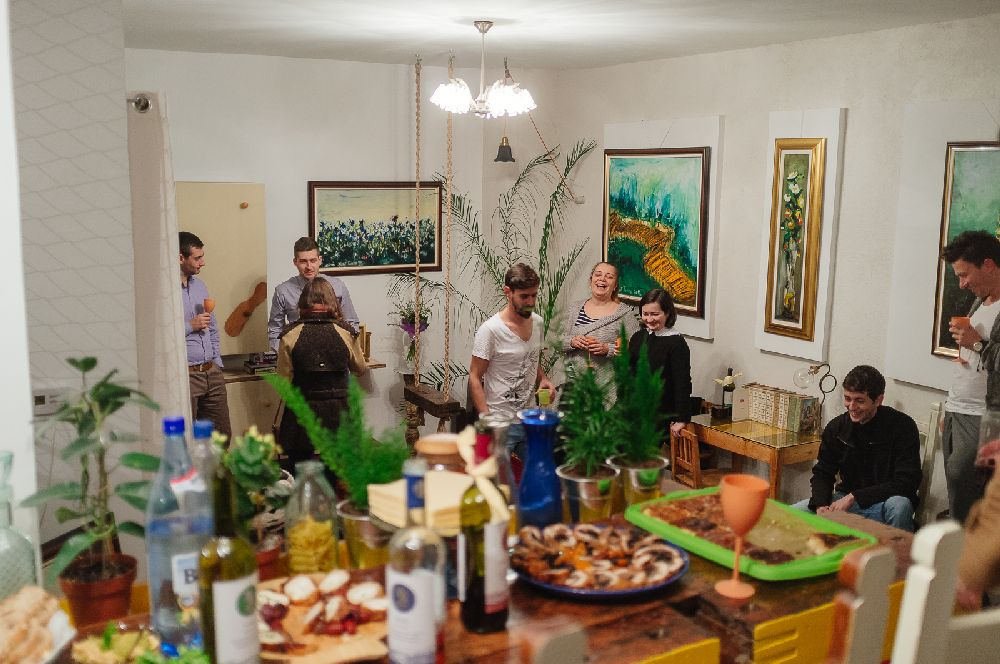 adelaparvu.com despre Apartment Art Cluj, design interior Doru Tonea, Foto Alex Lates (26)