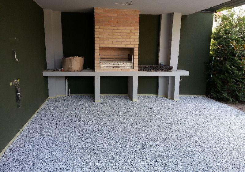 adelaparvu.com despre Evidecor, Tmisoara, fabrica de nisip si pietre decorative (10)