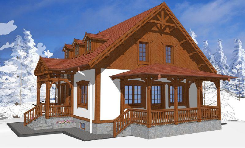 Craiasa Zapezii, arhitect Adrian Păun