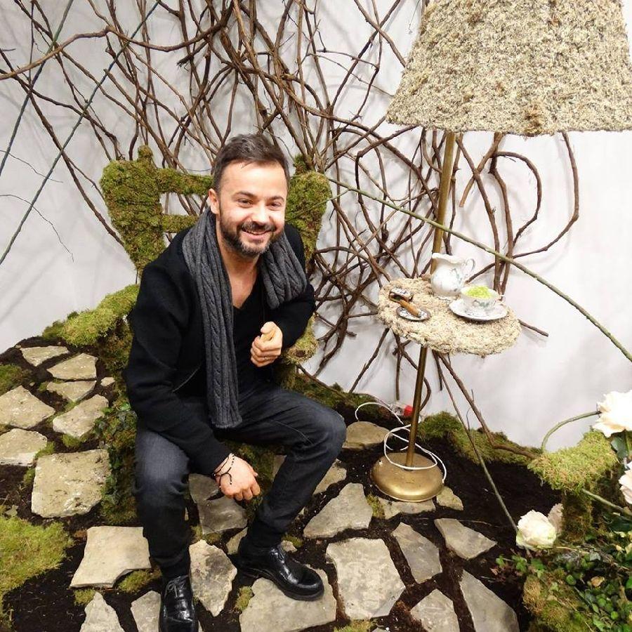 adelaparvu.com despre atelierul designerului florist Nicu Bocancea, Foraria Iris, design interior Pascal Delmotte (1)
