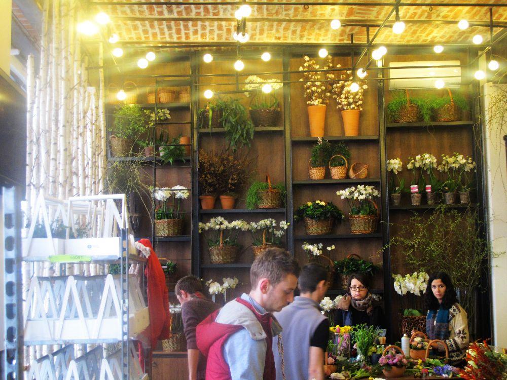 adelaparvu.com despre atelierul designerului florist Nicu Bocancea, Foraria Iris, design interior Pascal Delmotte (25)