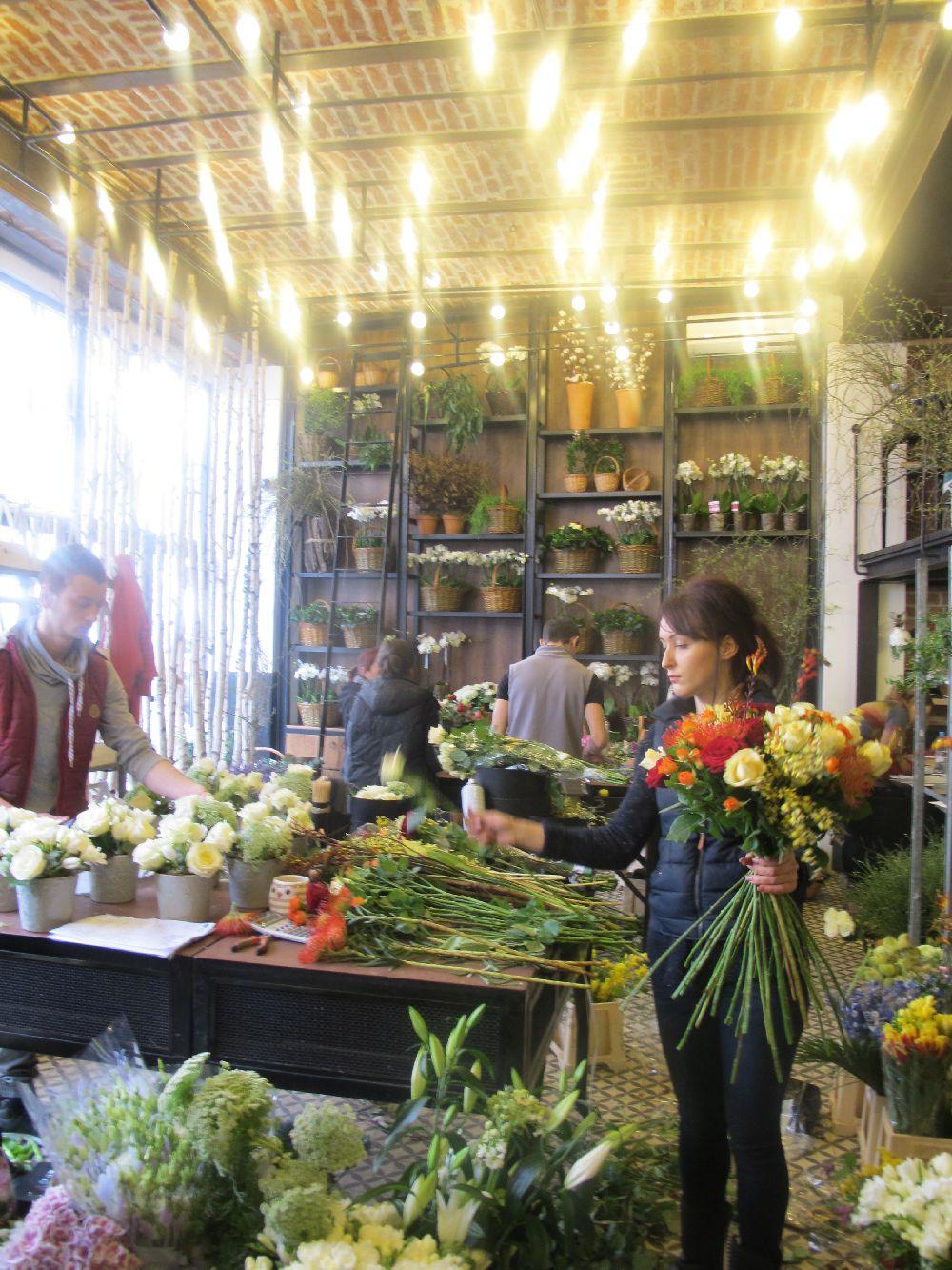 adelaparvu.com despre atelierul designerului florist Nicu Bocancea, Foraria Iris, design interior Pascal Delmotte (42)