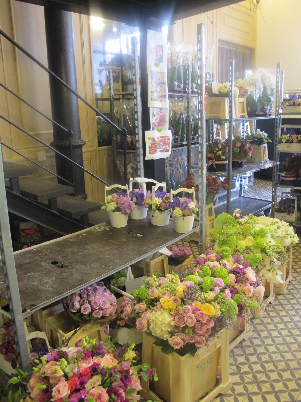 adelaparvu.com despre atelierul designerului florist Nicu Bocancea, Foraria Iris, design interior Pascal Delmotte (43)
