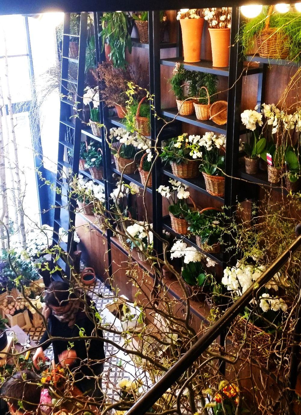 adelaparvu.com despre atelierul designerului florist Nicu Bocancea, Foraria Iris, design interior Pascal Delmotte (5)