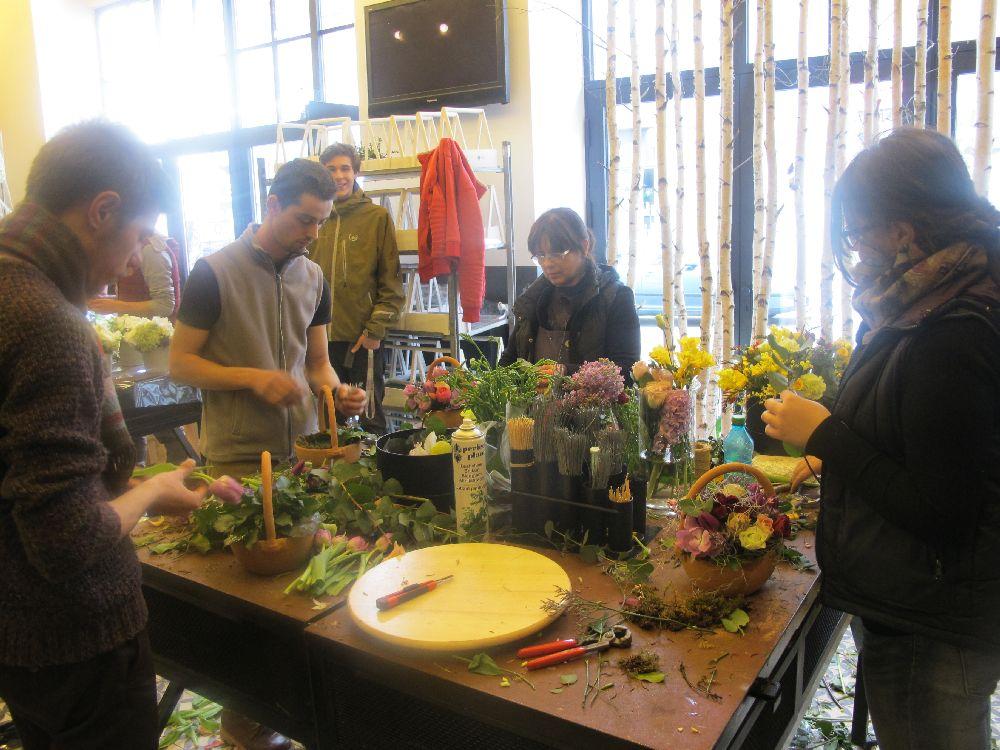 adelaparvu.com despre atelierul designerului florist Nicu Bocancea, Foraria Iris, design interior Pascal Delmotte (77)